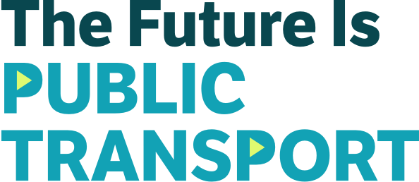 The Future is Public Transport